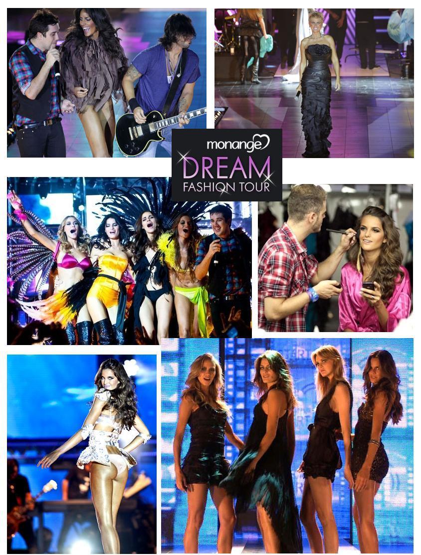 O Monange Dream Fashion Tour